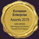 Βραβείο European Enterprise Awards 2019